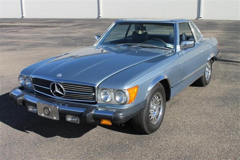 1979 Mercedes Benz 450SL $13,500