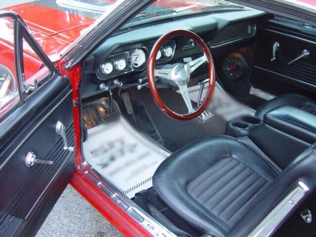 1965 Ford Mustang 2+2 Fastback Restomod $34,900