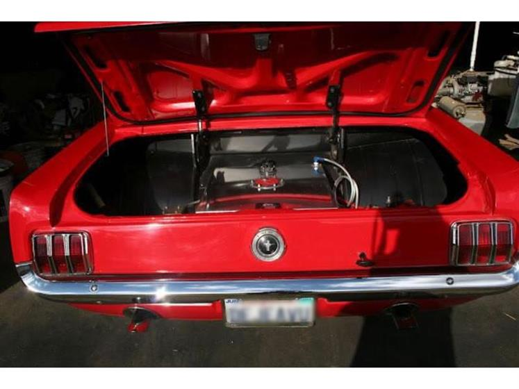 1965 Ford Mustang Convertible Rest-Mod $34,900
