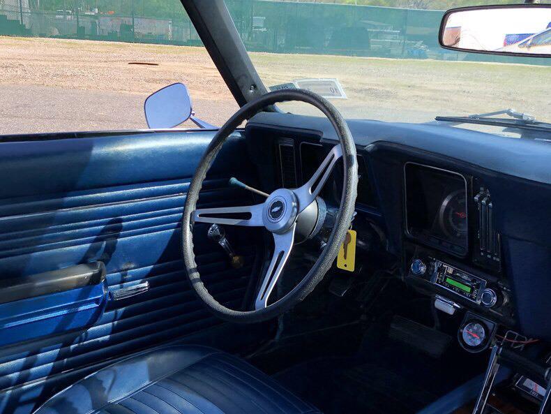 1969 Chevrolet Camaro SS $30,900