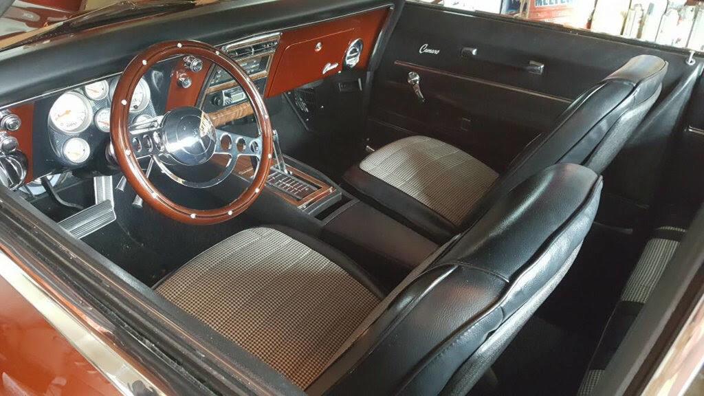 1968 Chevrolet Camaro RS/SS $46,995