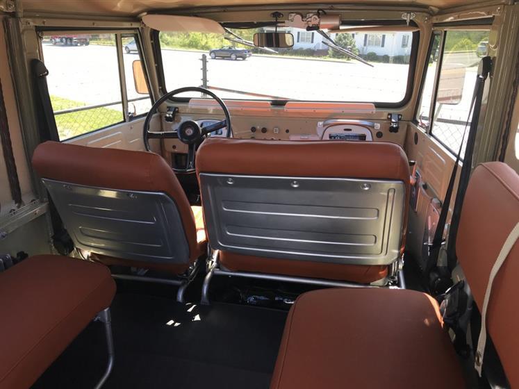 1972 Toyota FJ40 $45,000