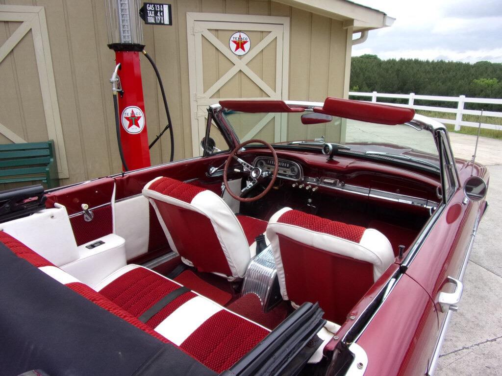 1963 Ford Spirit V8 Convertible $17,500