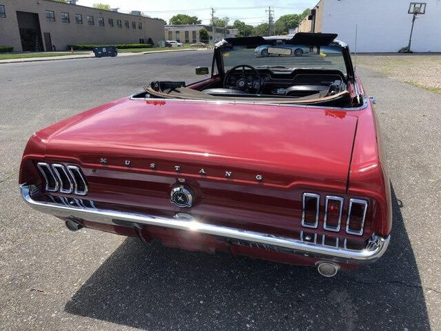 1967 Ford Mustang Convertible $14,995