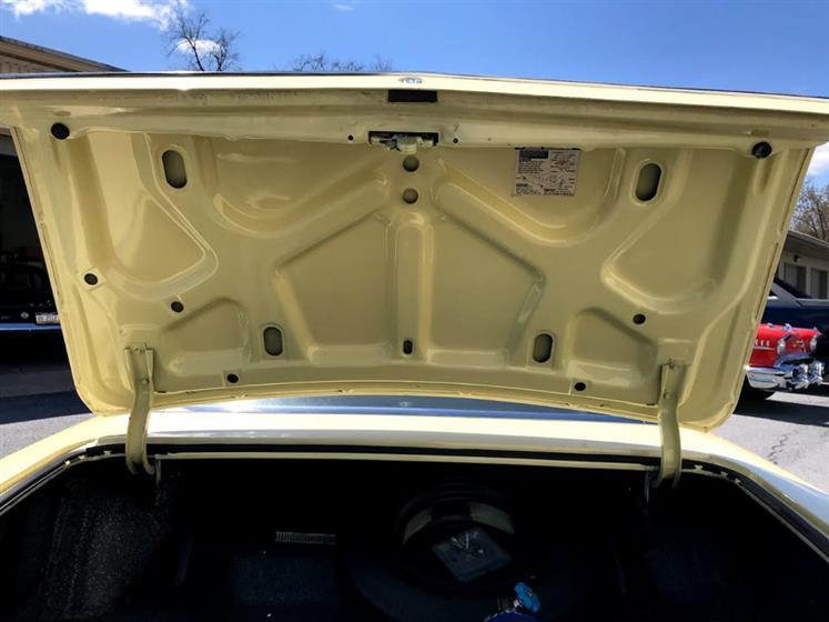 1967 Chevy II Nova $39,500