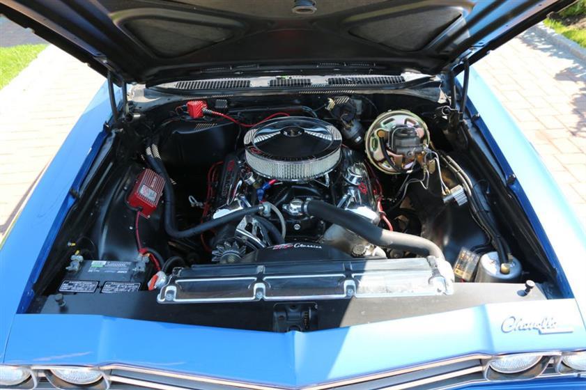 1969 Chevrolet Chevelle SS Resto-Mod $49,995