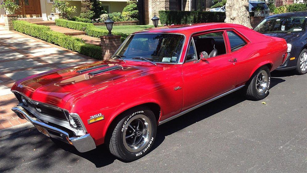 1971 Chevy Nova SS For Sale $36,999