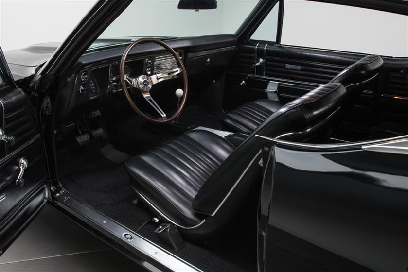 1968 Chevrolet Chevelle SS 396 $58,000