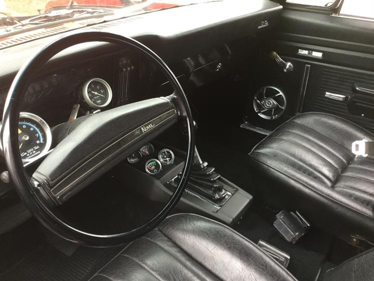 1972 Chevrolet Nova $16,900