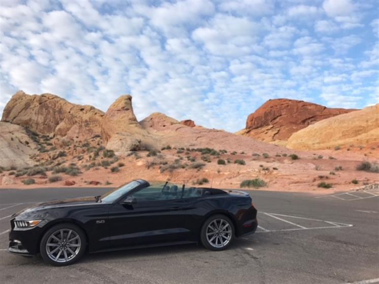 2015 Ford Mustang GT Convertible Premium $36,750