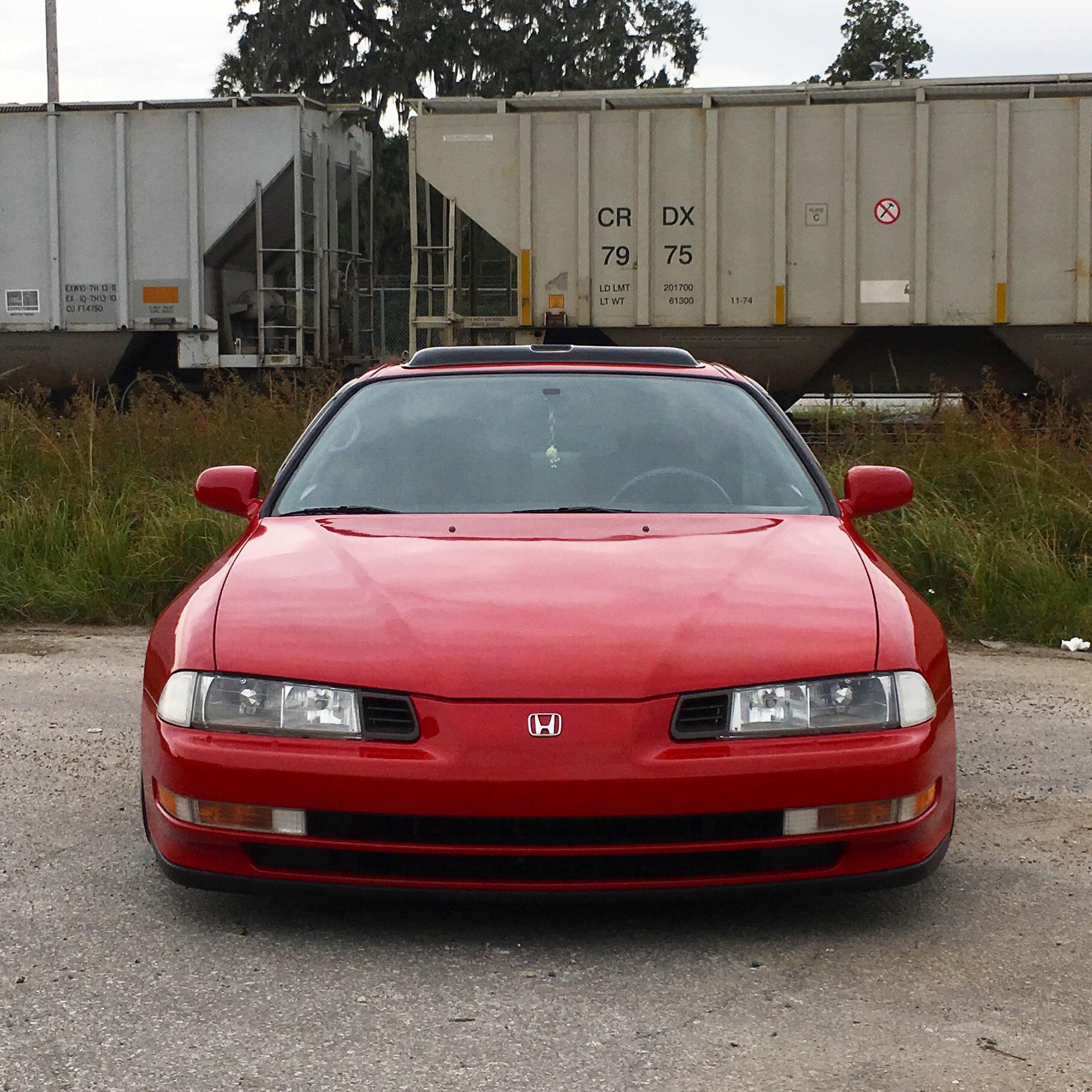 1996 Honda Prelude Si