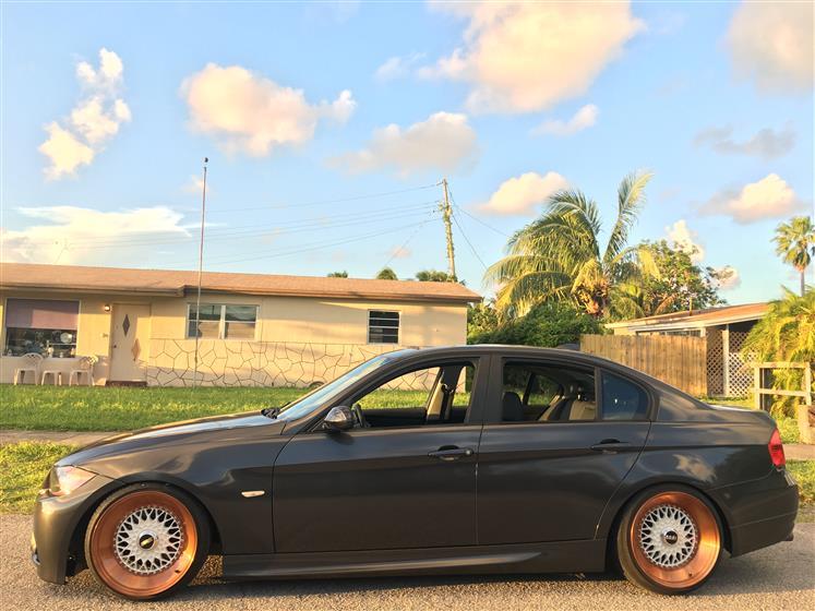 2008 BMW E90 328i static
