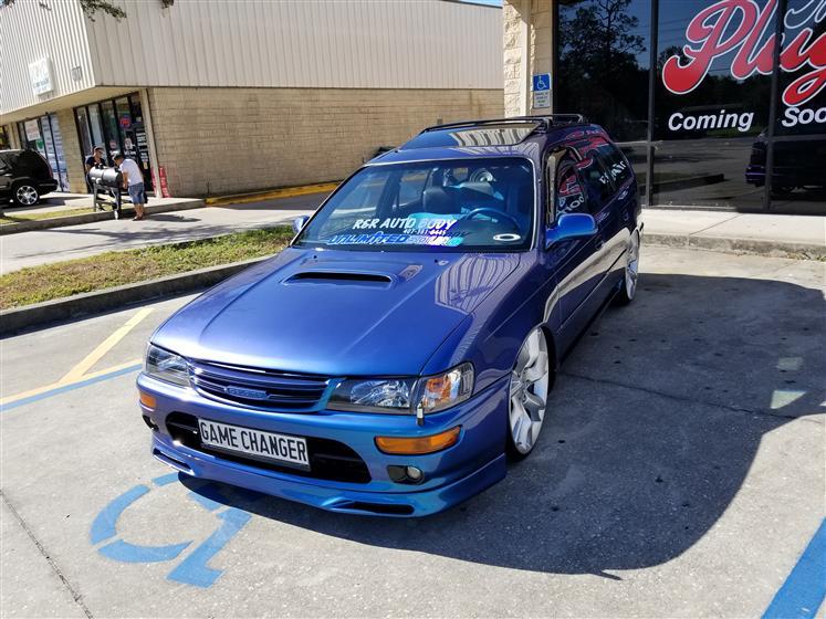 1994 Toyota wagon