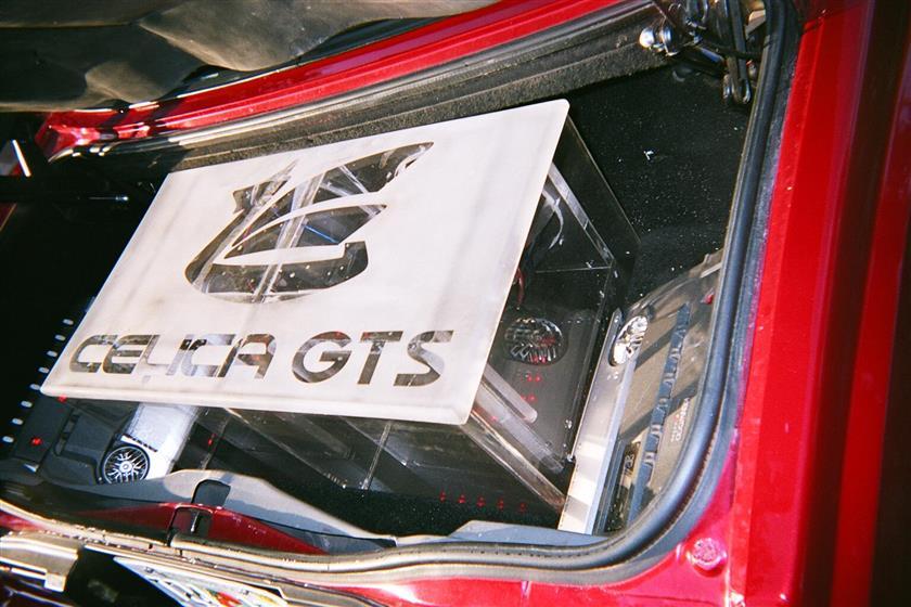 1985 Toyota Celica GTS Convertible