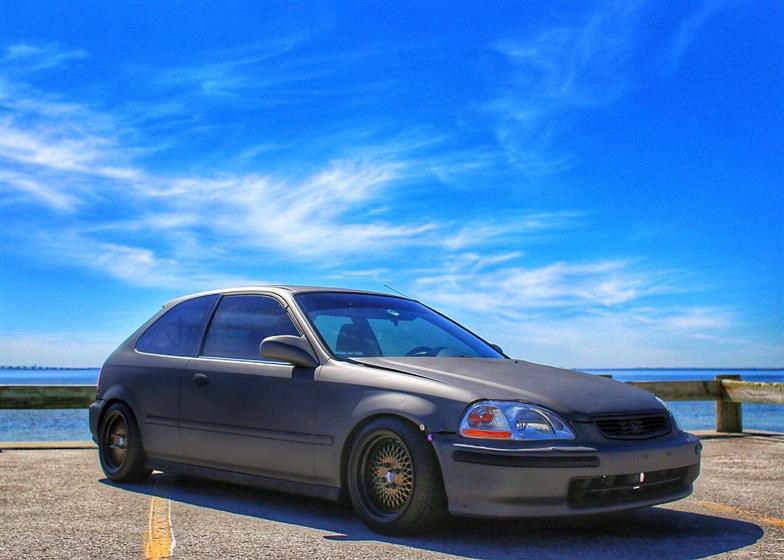 1996 Honda Civic EK Hatch