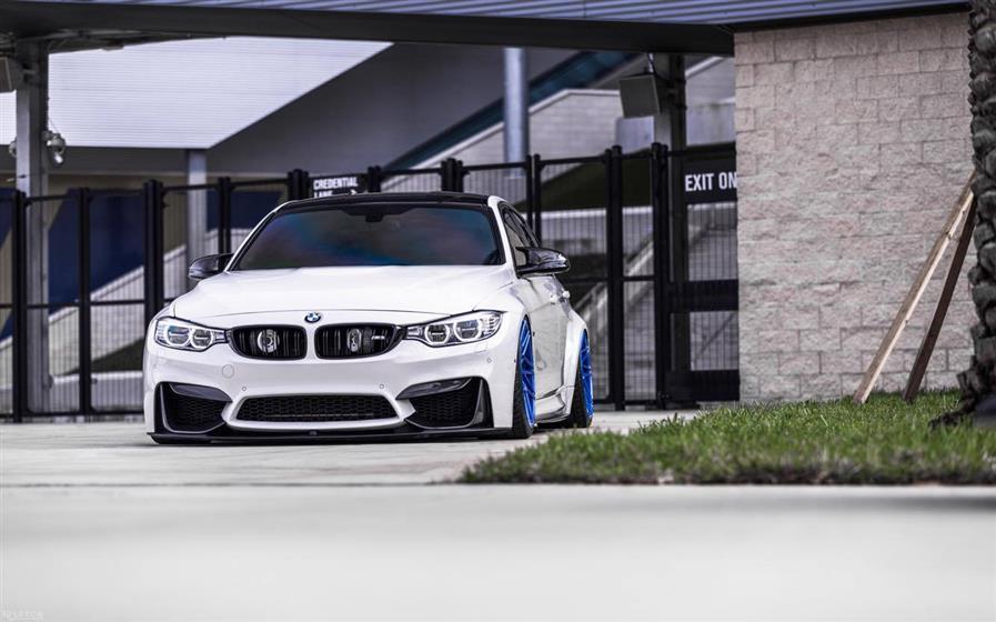 2015 BMW F80 M3