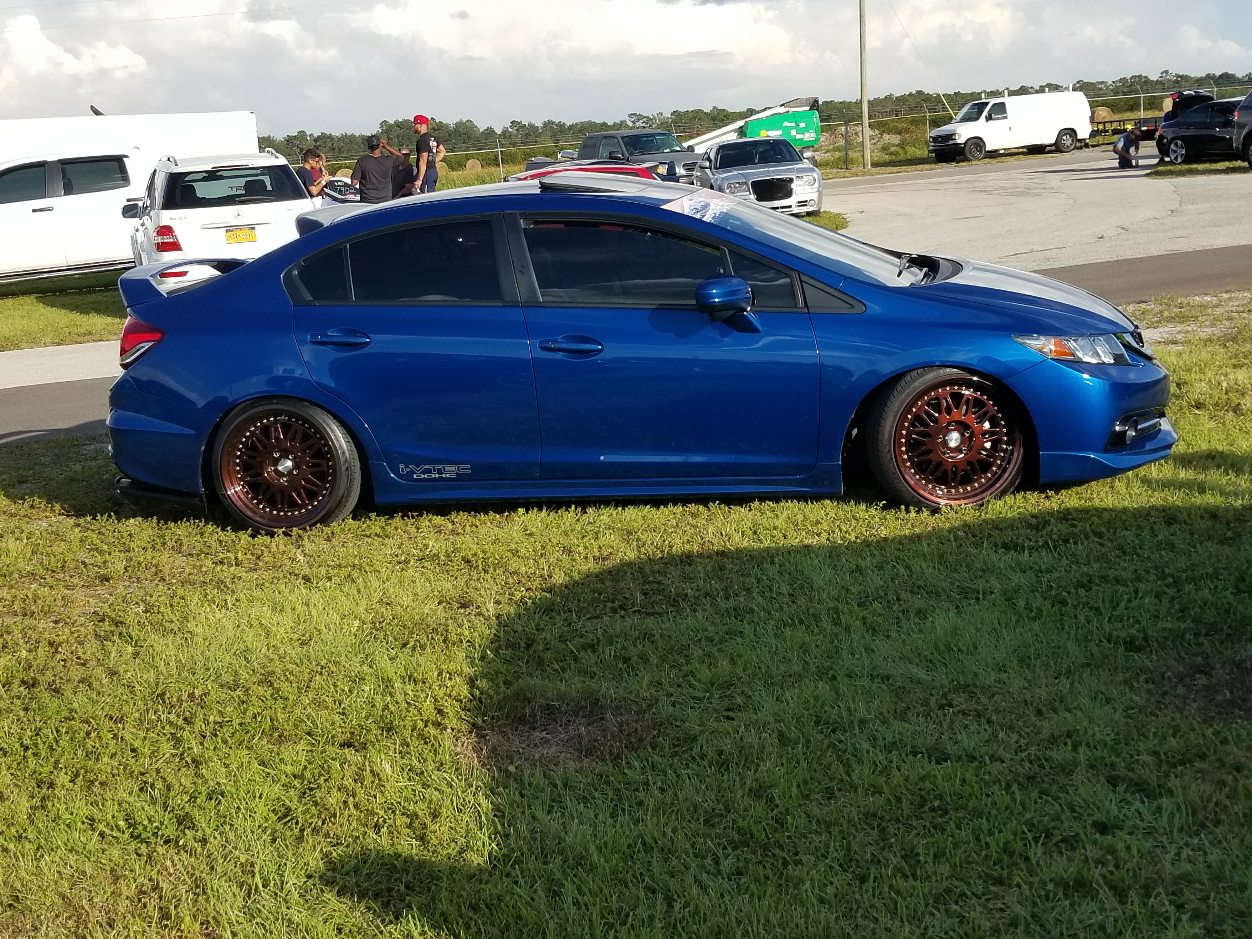 just a typical blue si