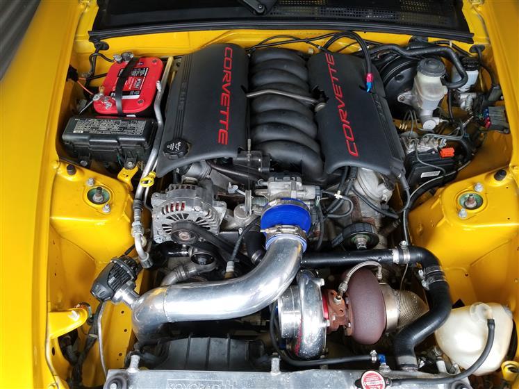 2001 s2000 LS1 turbo