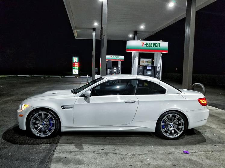 2011 BMW M3 E93 Convertible