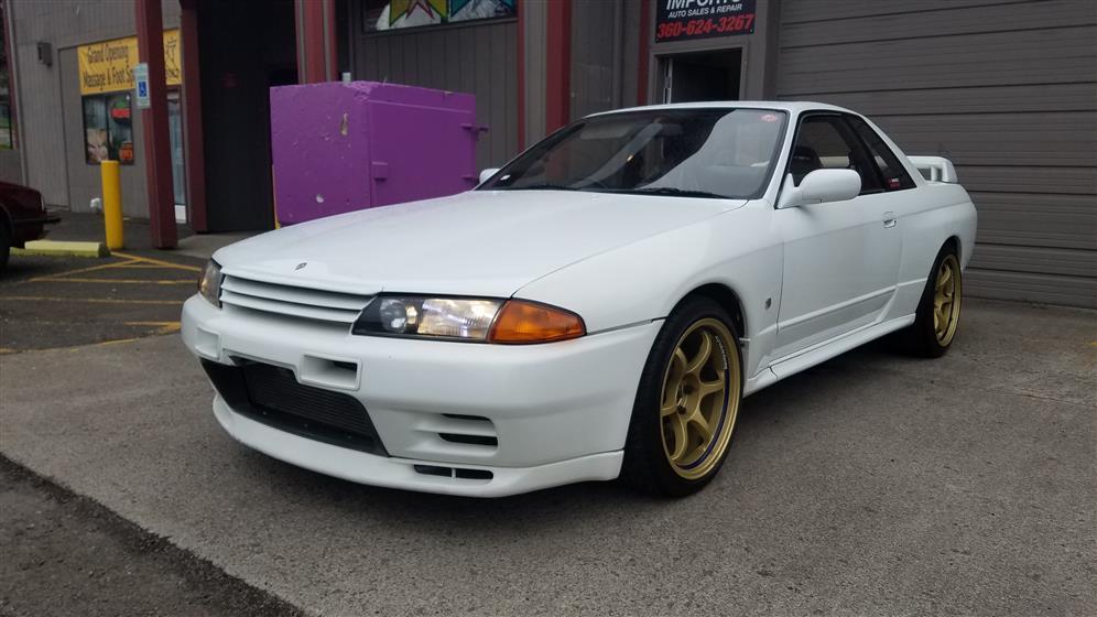 1992 Nissan Skyline GTR N1