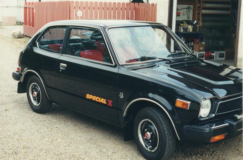 1979 Honda Civic SPECIAL X $15,900 obo