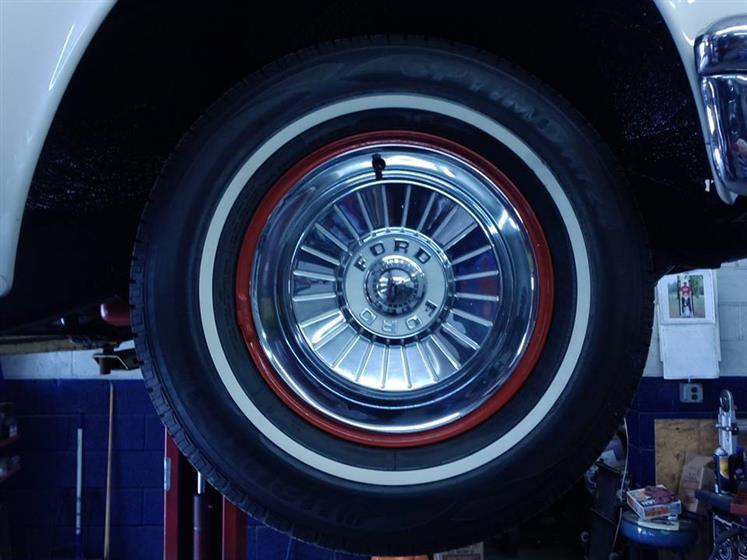 1957 Ford Thunderbird Convertible (PA) - $46,900 n