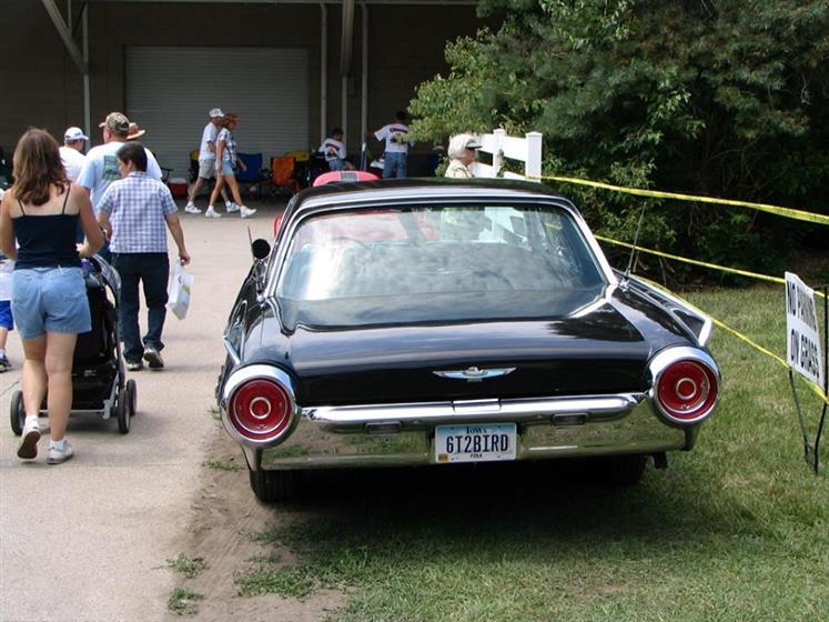 1962 Ford Thunderbird Hardtop(IA) - $35,000