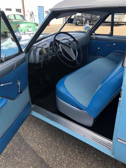 1951 Ford Victoria Coupe (CANADA) - $22,900