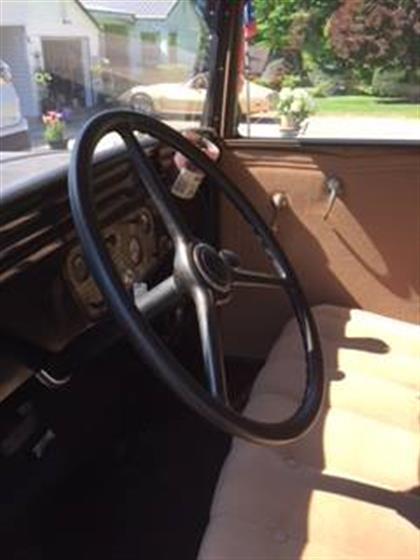 1931 Chevrolet Deluxe Touring Sedan (OH) - $18,900