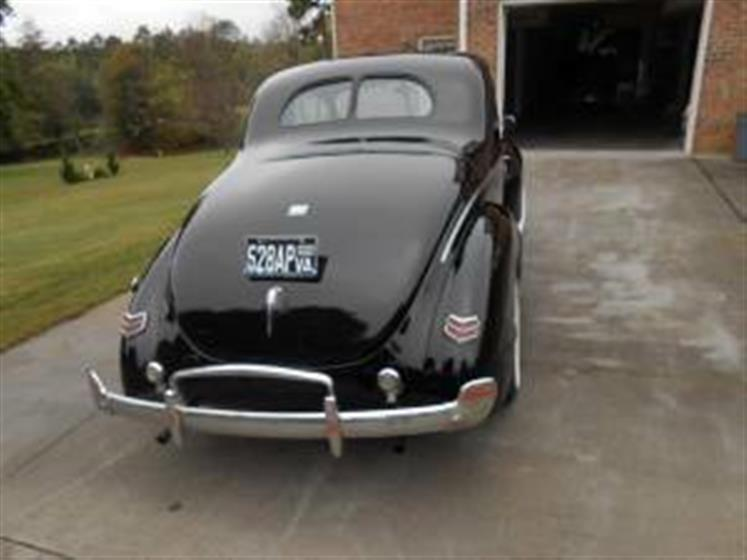 1940 Ford Opera Coupe (VA) - $39,900