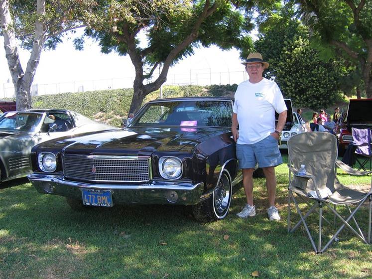 1970 Chevrolet Monte Carlo (CA) - $21,900