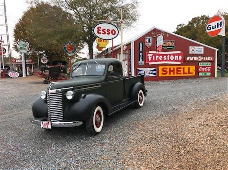 1941 Chevrolet 1/2 Ton Pick-Up  Street Rod $32,900