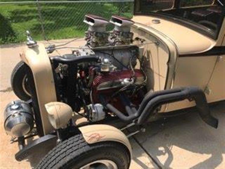 1930 Ford Model A Sedan HotRod $32,900 negotiable