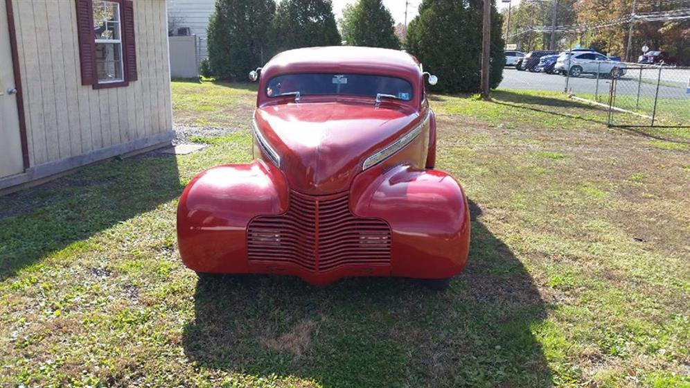 40' Chevy Deluxe Coupe Chopped Street Rod $24,900
