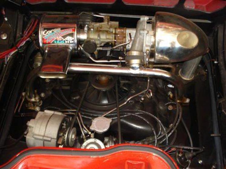 1965 Chevrolet Corvair Corsa Turbo $19,900