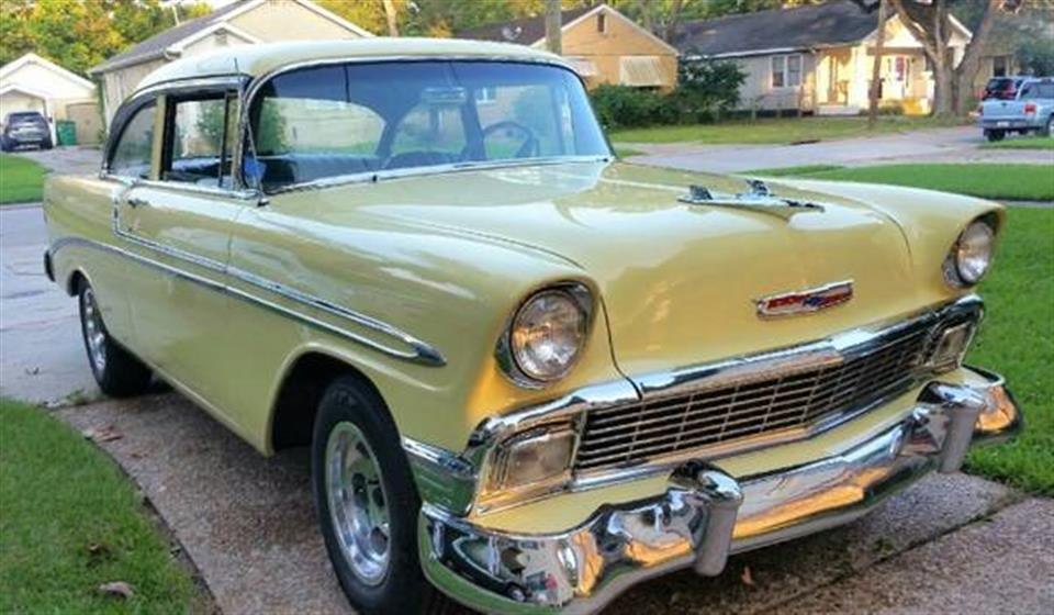 1956 Chevrolet Bel Air $26,000 Negotiable