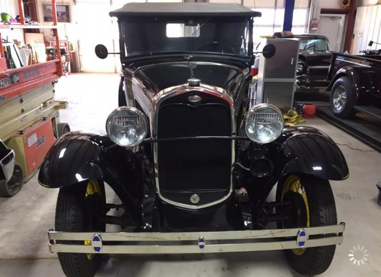 1931 Ford Model A Roadster $41,900 Negotiable