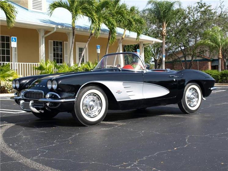 1961 Chevrolet Corvette $65,500 Negotiable