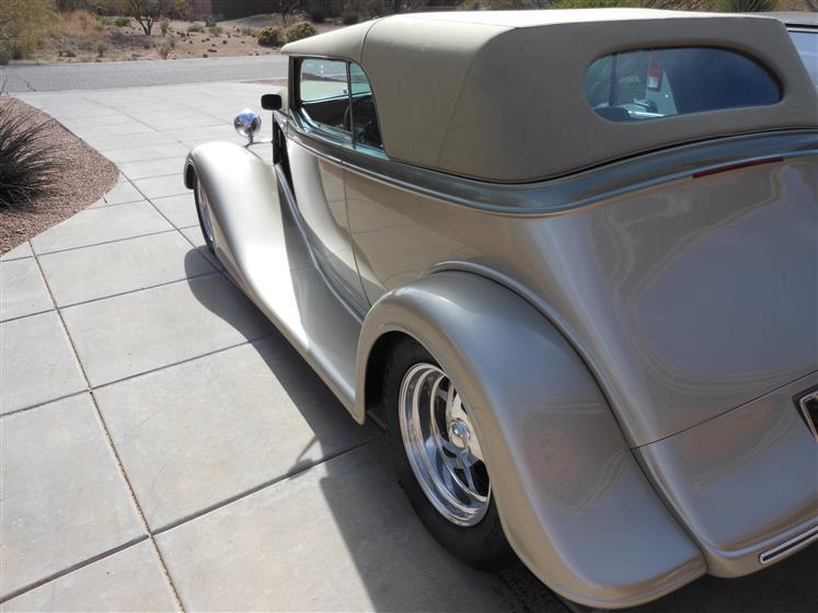 1934 Chevrolet Phaeton Street Rod $49,950