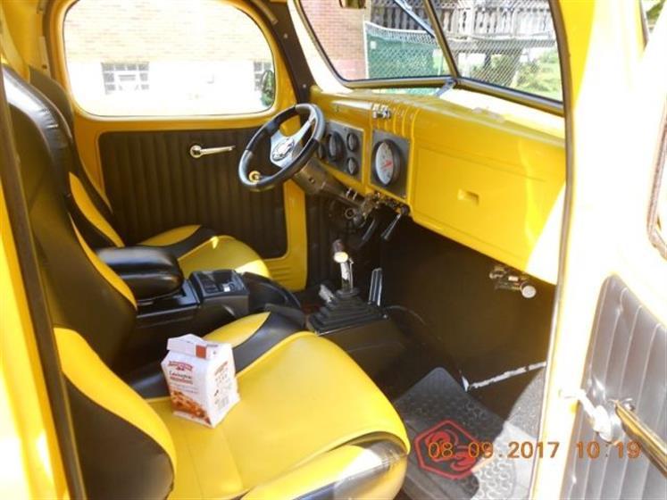 1947 Dodge Pick-Up Truck Street Rod $34,900 neg