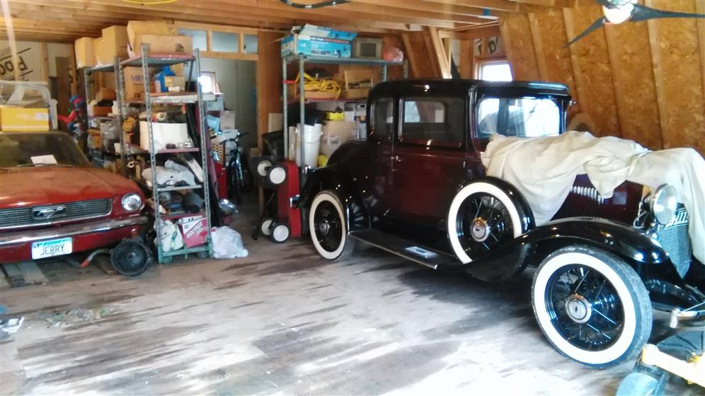 1931 Chevrolet Independent 5 window coupe $27,900
