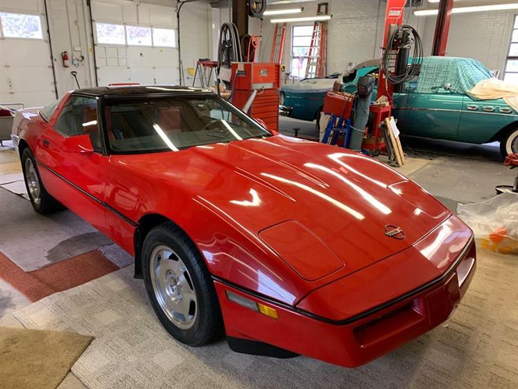 1988 Chevrolet Corvette $12,000