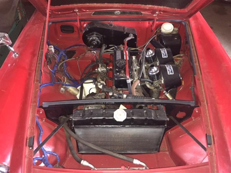 1970 MG - MGB $8,500 negotiable