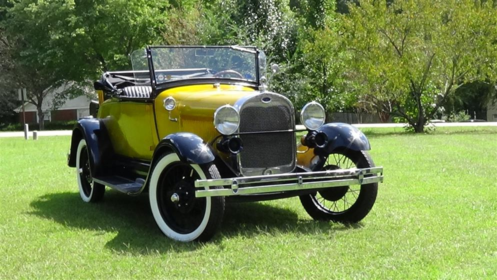 1931 Ford Model A Coupe $18,500,Ford