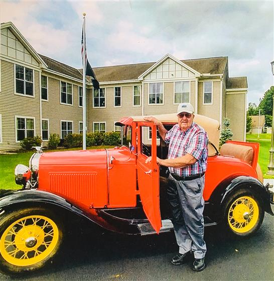1928 Ford Model A $19,500