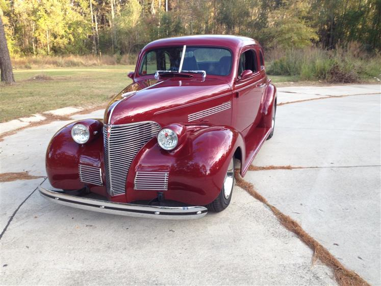 1939 Chevrolet Master 85 Coupe Street Rod