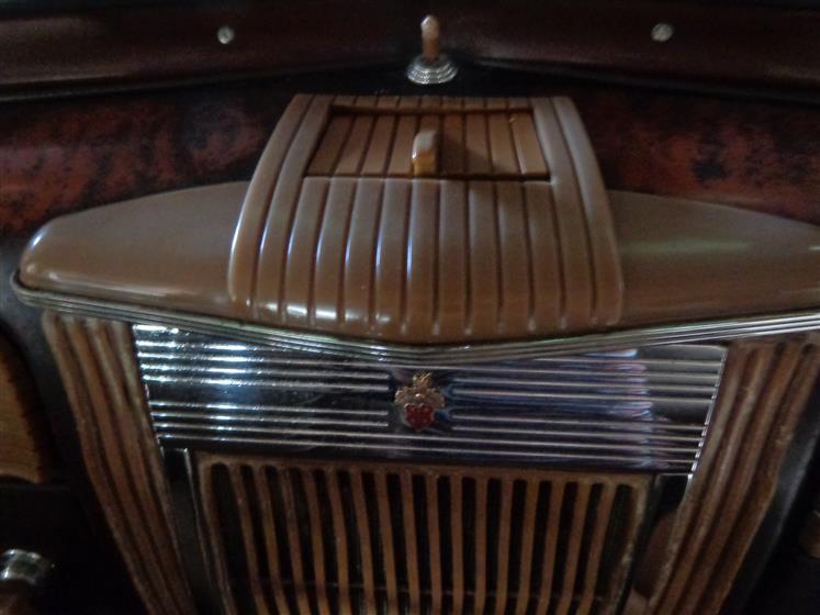 1941 Packard 110 4 door Sedan