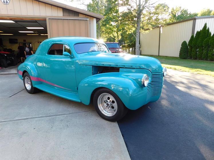 1940 Chevrolet Special Deluxe Street Rod,Chevrolet
