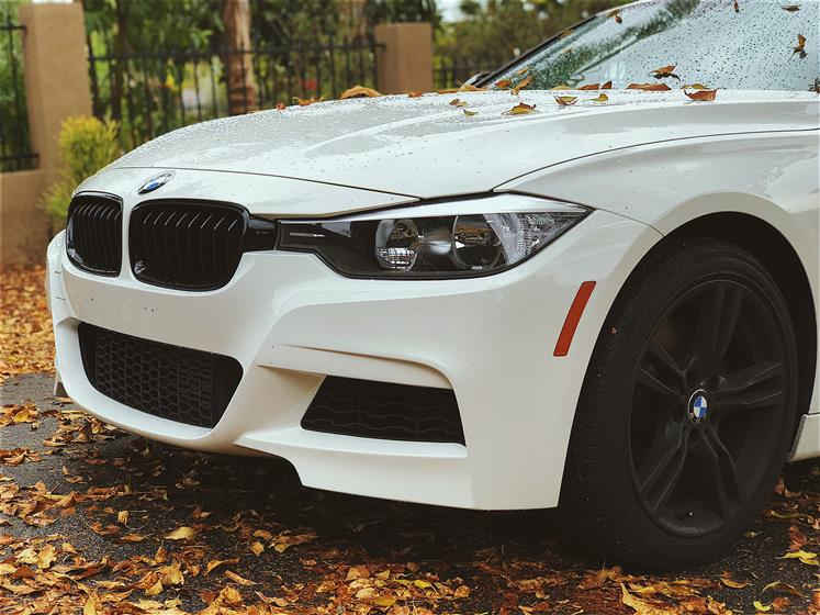 Chris's BMW