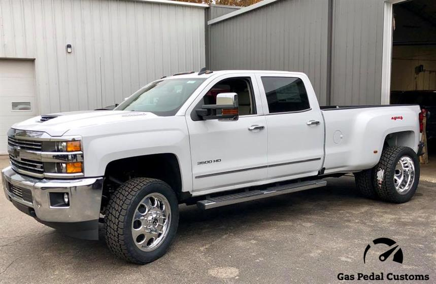 Chevy Silverado 3500HD Dually